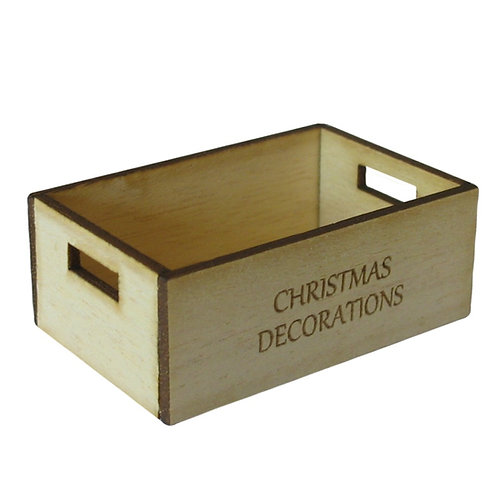 1/12th Scale Christmas Storage Box Kit