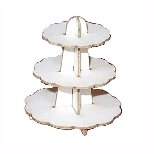 1/12th Scale Cake Stand Kit