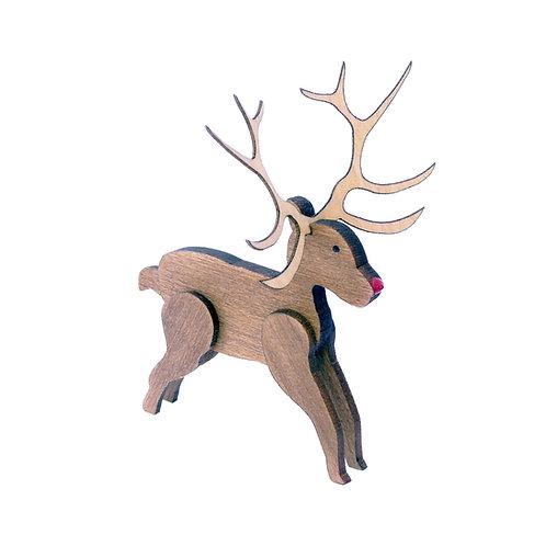 1/48th Scale Reindeer Kit