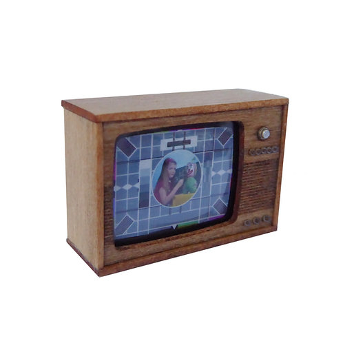 1/48th Scale Television Kit