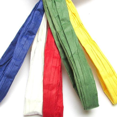 Paper Ribbon (Bright Colours)