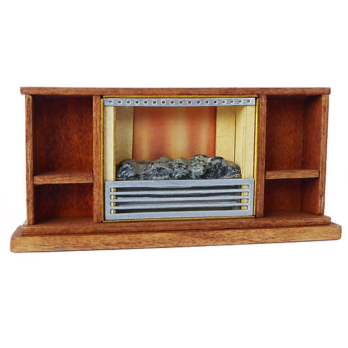 1/24th Scale Fireplace Kit