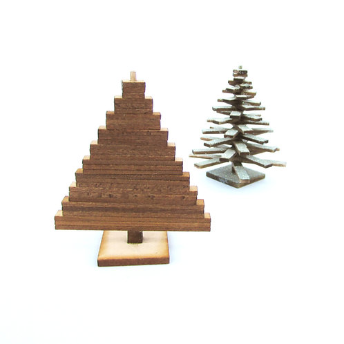 1/24th Scale Twisting Tree Kit