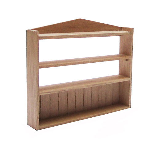 1/24th Scale Wall Shelves Kit