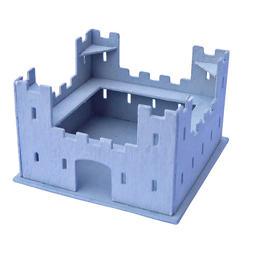 1/12th Scale Toy Fort Kit
