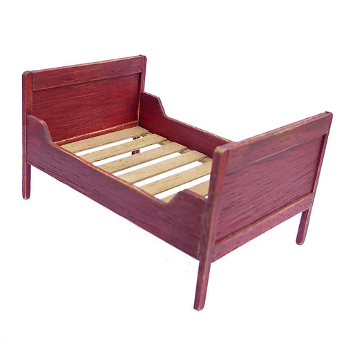 1/24th Scale Sleigh Bed Kit