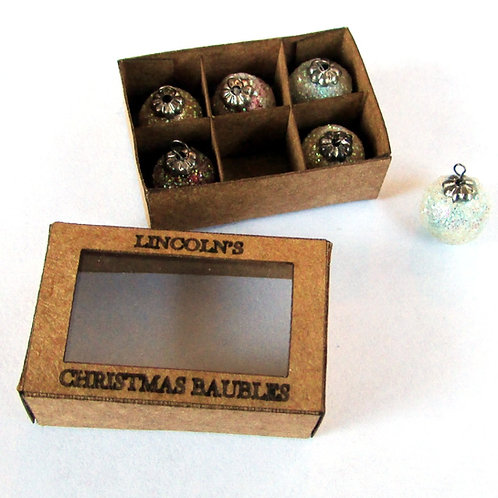 1/12th Scale Box of Baubles Kit