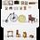 Thumbnail: 1/48th Scale Pocket Antique Shop Kit