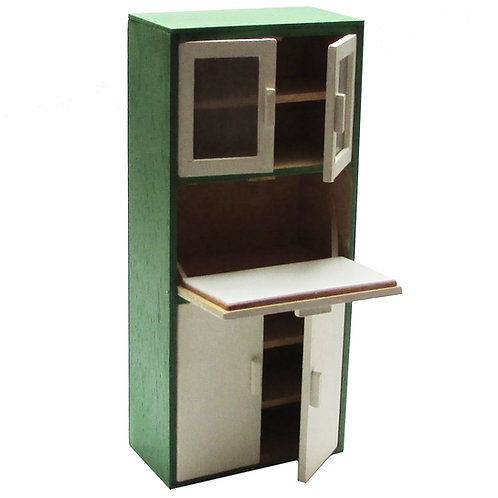 1/12th Scale Kitchen Cabinet Kit