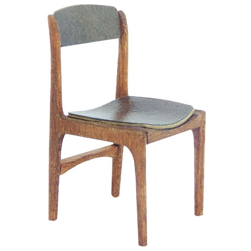 1/24th Scale Four Dining Chairs Kit