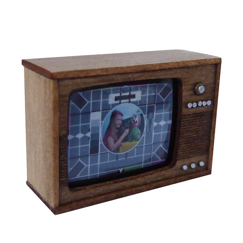 1/24th Scale Television Kit