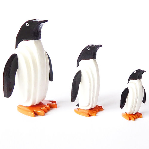 1/12th Scale Waddle of Penguins Kit