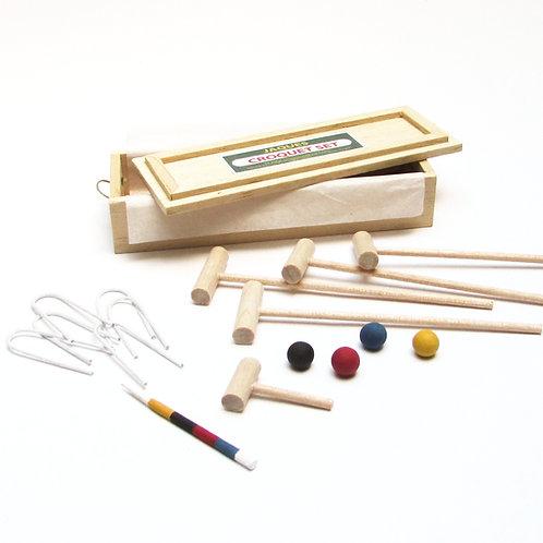 1/12th Scale Croquet Set Kit