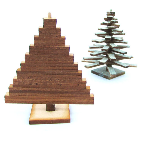 1/12th Scale Twisting Tree Kit