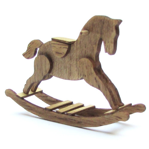 1/12th Scale Rocking Horse Kit