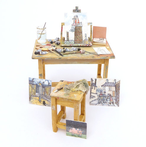 1/24th Scale 'A Moment in Time' Project Kit