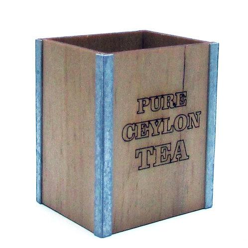 1/12th Scale Tea Chest Kit