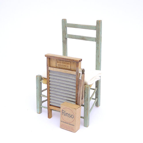 1/12th Scale Sugan Washday Chair