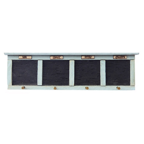 1/24th Scale French/Cafe Style Blackboard kit