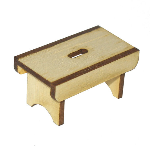 1/12th Scale Footstool Kit