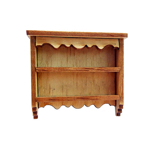 1/24th Scale Decorative Shelves Kit