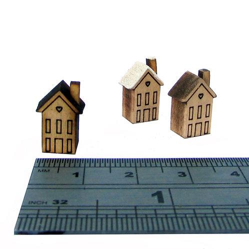 Heart Chimney House Kit