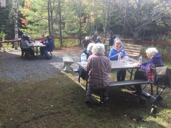 Seniors at Trail of Senses .JPG
