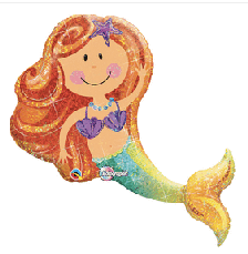 "32"" Magical Mermaid"