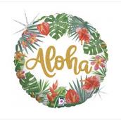 """18"""" Aloha"""