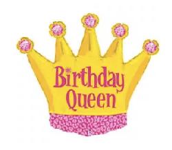 """Birthday Queen 36"""""""
