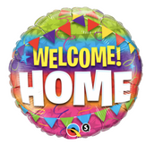 """18"""" Welcome Home!"""
