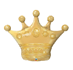 """32"""" Gold Crown"""