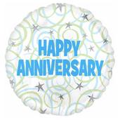 "18"" Happy Anniversary"