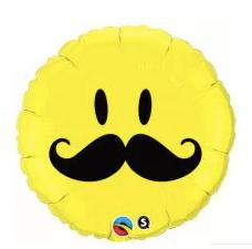"Mustache Emoji 18"""