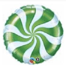 """Green Peppermint 18"""""""