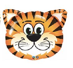 """Tickled Tiger 30"""""""