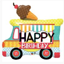 32_ Birthday Ice Cream truck!