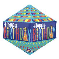 "Happy Birthday Anglez Diamond 22"""