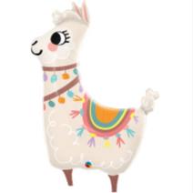 "40"" lovable lama"