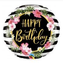 """Happy Birthday Aloha 18"""""""