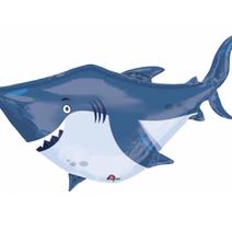 """30"""" Happy Shark"""