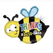 """24"""" Thanks a Buzzillion"""