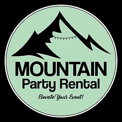 Mountain Party Rental