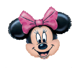 "32"" Minnie Mouse Head"