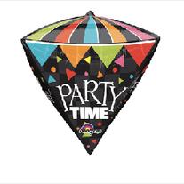 """18"""" Party Time Diamond"""