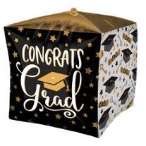 """Congrats Grad Cube 20"""""""