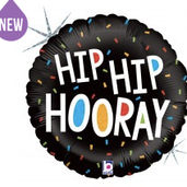"18"" Hip Hip Hooray"