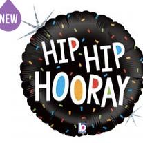 "Hip Hip Hooray 18"""