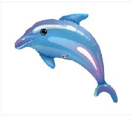 "Delightful Dolphin 42"""