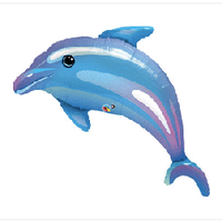 "36"" Blue Dolphin"